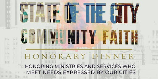 State of the City | Community Faith Dinner
