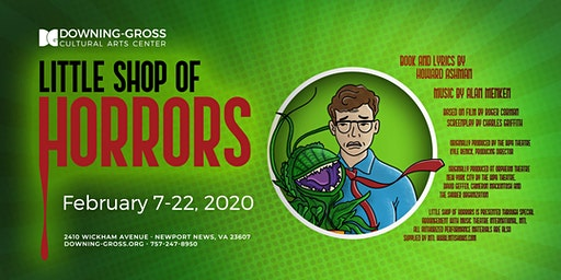 Little Shop of Horrors LIVE! - A DG Mainstage Production