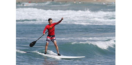 1 Hour Private SUP Lessons (2020-08-04 starts at 3:00 PM) tickets