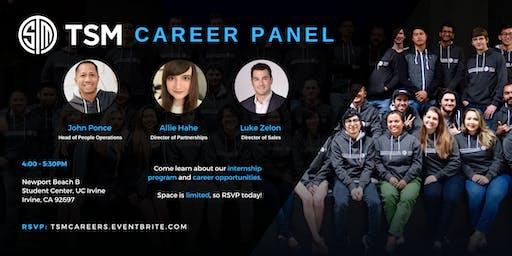 TSM Career Panel