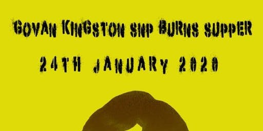 Govan Kingston Snp Burns Supper
