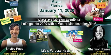 DreamScape Workshop 2020-Miami tickets