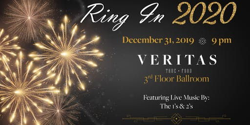 2020 New Year's Eve Ballroom Bash