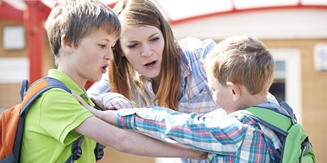 ONLINE—Bullying Prevention Skills for Young Children (Preschool/Elementary) tickets
