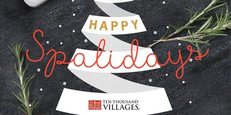 DIY Spaliday at Ten Thousand Villages St. Paul tickets