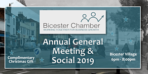 Bicester Chamber of Commerce AGM
