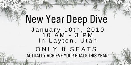 New Year Deep Dive tickets