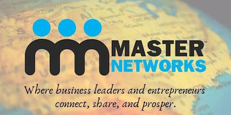 Master Networks - Fort Myers  Networking Chapter Launch Party - Dec Week 1 tickets