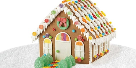 Gay Gingerbread House Making Class, and Party with Holiday Cartoons for Adults tickets