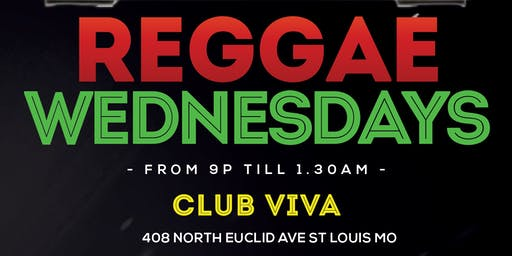 WEDNESDAY NIGHT REGGAE