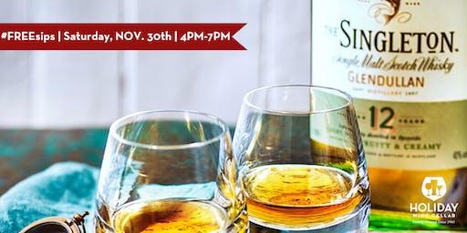 #FREEsips | Singleton Single Malt 12 Year Scotch Whiskey