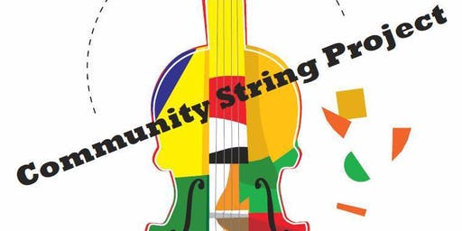 Music in the Living Room: Community String Project