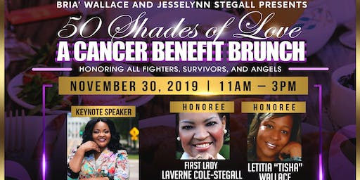50 Shades of Love: A Cancer Benefit Brunch