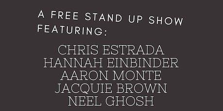 11.24.19 | Free Comedy in West LA! tickets