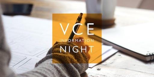 Woodleigh School VCE Information Evening