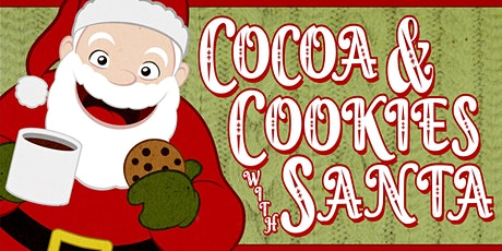 Cookies With Santa tickets