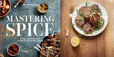 Mastering Spice Cookbook Launch at Manuela with Lior Lev Sercarz tickets