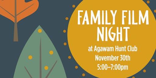 Providence Children's Film Festival and Agawam Present Family  Film Night