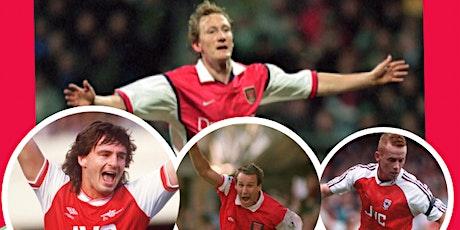Arsenal Legends Tour - Mansfield tickets