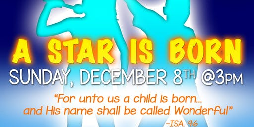 A Star is Born!!
