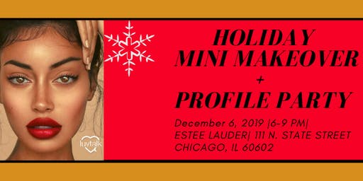 Holiday Mini Makeover & Profile Party