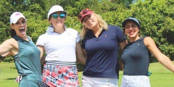Women's Golf and Networking event