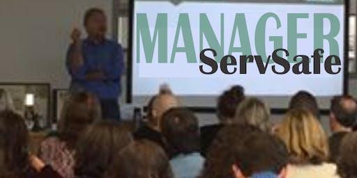 ServSafe Food Manager Training 2-24-2020