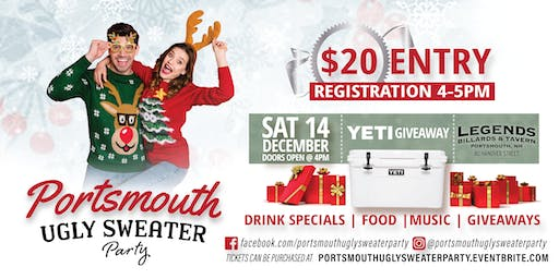 Portsmouth Ugly Sweater Party