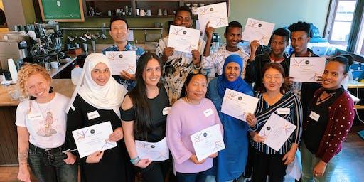 Oakland Barista Training Program Open Houses - January 2020