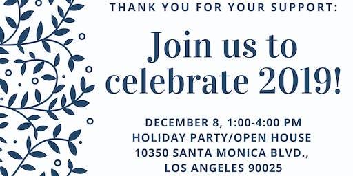 Crohn's & Colitis Foundation: LA Holiday Party