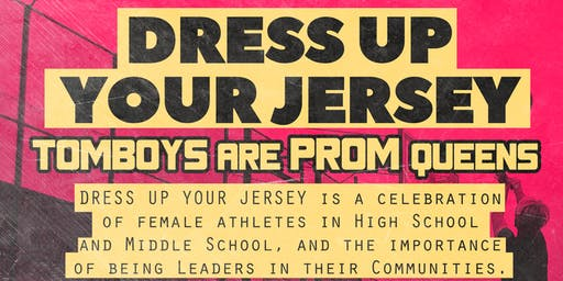 Dress Up Your Jersey