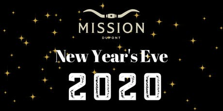 Mission Dupont NYE 2020 tickets