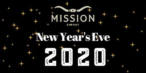 Mission Dupont NYE 2020