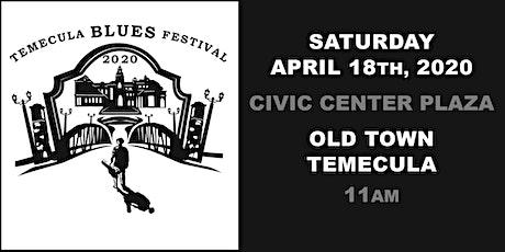 Temecula Blues Festival 2020 tickets
