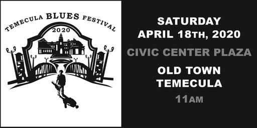 Temecula Blues Festival 2020