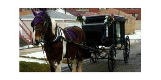 Lakefront Carriage Ride (12-12-2019 starts at 2:30 PM)