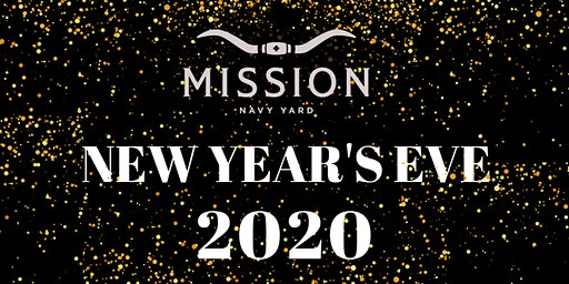 Mission Navy Yard NYE 2020