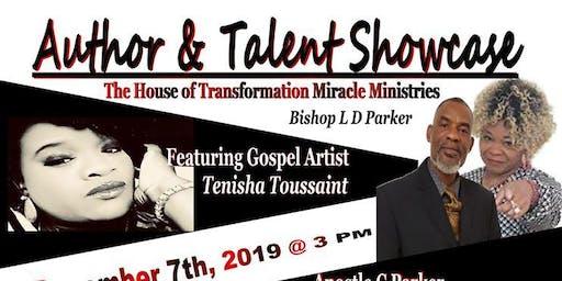 Author & Talent 2019 Showcase