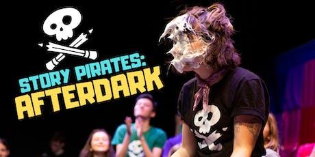 Story Pirates NYC AfterDark! tickets