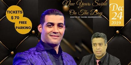 New Years Soirée on the Bay tickets