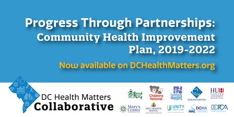 Progress through Partnerships: DC Health Matters CHIP Celebration tickets