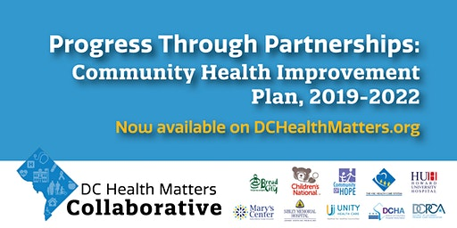 Progress through Partnerships: DC Health Matters CHIP Celebration