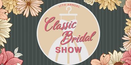 Classic Bridal Show tickets