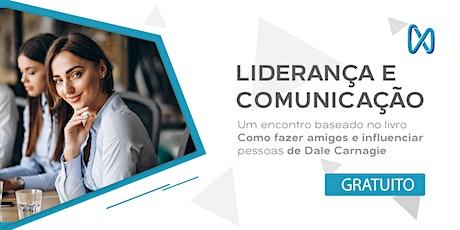 Liderança e Comunicação ingressos