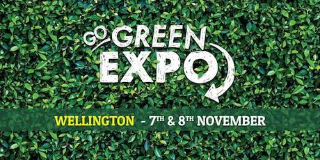 Wellington Go Green Expo 2020 tickets