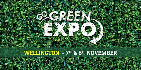 Wellington Go Green Expo 2020 tickets