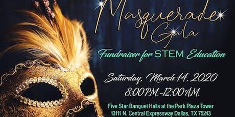 Annual Masquerade Black Tie Fundraising Gala tickets