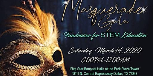 Annual Masquerade Black Tie Fundraising Gala