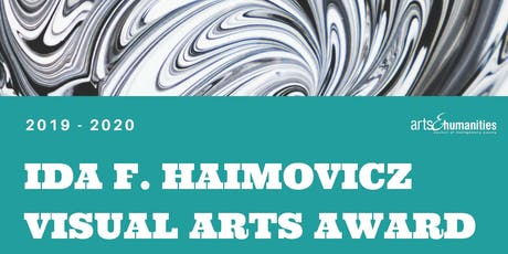 Ida F. Haimovicz Visual Arts Award Webinar tickets