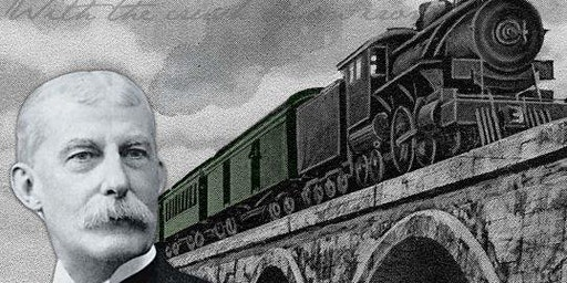 Happy Hour with the Historian | The Eighth Wonder of the World: Building the Overseas Railway